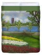 Dow's Lake - Ottawa Duvet Cover
