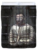 Dr. Lecter Restrained Duvet Cover