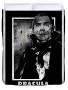 Dracula Movie Poster 1931 Duvet Cover