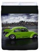 Drag Racing 10 Duvet Cover