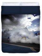 Drag Racing 11 Duvet Cover