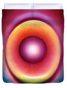 Dragon Eye Duvet Cover