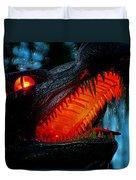 Dragon Speak Duvet Cover