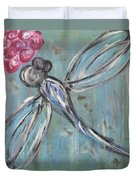 Dragonfly Baby Duvet Cover