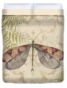 Dragonfly Daydreams-d Duvet Cover
