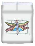 Dragonfly I Duvet Cover