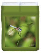 Dragonfly Square Duvet Cover