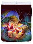 Dragonheart Duvet Cover