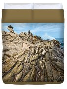 Dragon's Teeth Duvet Cover