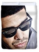 Drake Artwork 1 Duvet Cover