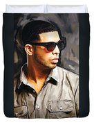 Drake Artwork 2 Duvet Cover