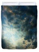 Dramatic Morning Duvet Cover