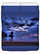 Dramatic Sunset Duvet Cover