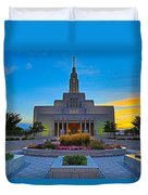 Draper Temple 1 Duvet Cover