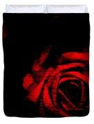 Dread Roses Duvet Cover