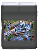 Dream Cascade Duvet Cover