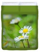 Dream Flowers Duvet Cover