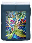 Dream Foliage Duvet Cover
