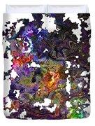 Dream Fragments Duvet Cover