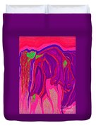 Dream In Color 3 Duvet Cover