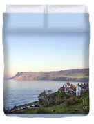 Dream In The Boundary Waters Duvet Cover