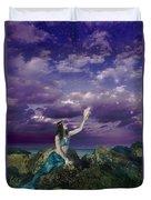 Dream Mermaid Duvet Cover