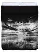 Dream Of Better Days-bw Duvet Cover