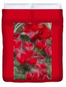 Dream Red 5232 Duvet Cover