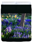 Dreaming Of Spring Duvet Cover by Carol Groenen