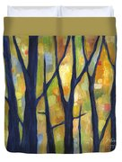 Dreaming Trees 2 Duvet Cover