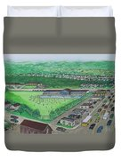 Dreamland Swimming Pool In Portsmouth Ohio 1950s Duvet Cover