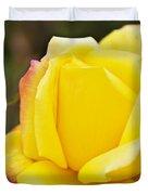 Dream's Come True Rose By Walter Herrit  Duvet Cover