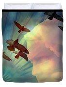 Of Lucid Dreams / Dreamscape 6 Duvet Cover