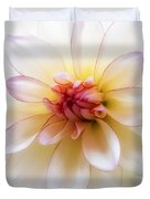 Dreamy Dahlia Duvet Cover
