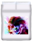 Dreamy Face Duvet Cover
