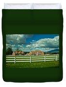 Dreamy Farmhouse Duvet Cover
