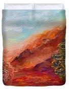 Dreamy Landscape Duvet Cover