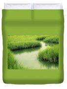 Dreamy Marshland Duvet Cover