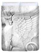 Dreamy Sphinx Duvet Cover