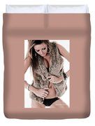 Dress Sexy Duvet Cover