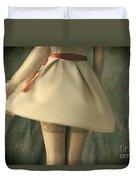 Dress Twirl Duvet Cover by Craig B