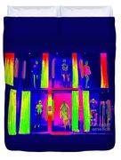 Dressing Room Divas Duvet Cover