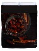 Dried Chilli Duvet Cover
