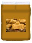 Dried Rice Noodles 04 Duvet Cover