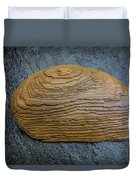Driftwood On Slate Duvet Cover