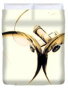 Drinks Are On Me Duvet Cover