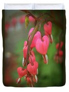 Dripping With Love Duvet Cover by Mary Machare