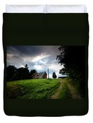 Driveway Home Duvet Cover by Cale Best
