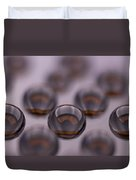 Drops Of Water II Duvet Cover