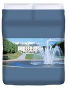 Drottningholm Palace, Stockholm, Sweden Duvet Cover